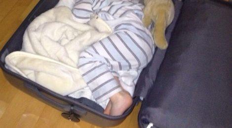 Kreative Schlafaufteilung auf Reisen mit Kindern