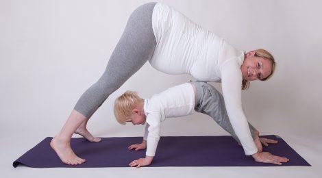 Wie man eine Yogamama erkennt